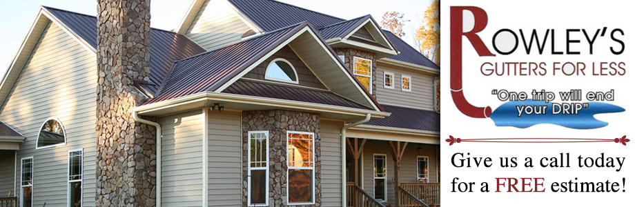 Seamless Gutter Installation Washington UT